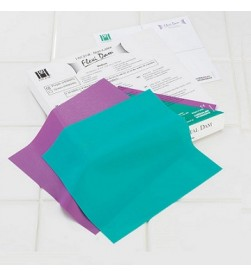DENTAL DAM (LATEX)  FOR ADULTS, (6X6)    36/SHEETS