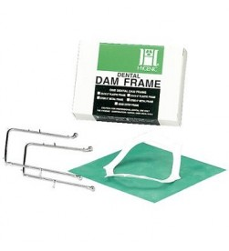 DENTAL DAM FRAME METAL