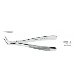 EXTRACTING FORCEPS FIG. 145 DD300-145