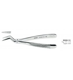 EXTRACTING FORCEPS FIG. 151 DD300-151