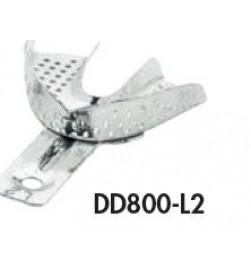 PERF. ALUMINIUM IMPR. TRAYS  DD800-L2