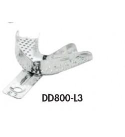 PERF. ALUMINIUM IMPR. TRAYS  DD800-L3