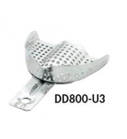PERF. ALUMINIUM IMPR. TRAYS  DD800-U3