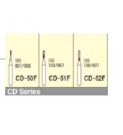MANI BURS – DIAMOND- ROTARY- CD Series PK/5