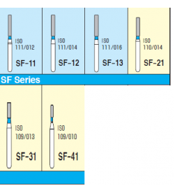 MANI BURS – DIAMOND SF Series PK/5
