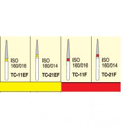 MANI BURS –DIAMOND (E&EF) TC Series PK/5
