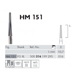 ORAL SURGERY TC BUR HM-151