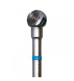 Round Lab Carbide Cutter, Plain Cut, Medium, HP