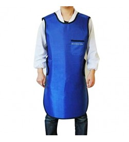 X-ray lead apron Blue Lead Apron 35mmPb