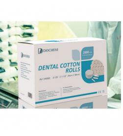 Cotton Rolls 2000 PCS/ Box