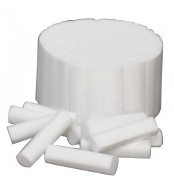 COTTON ROLLS MEDIUM SIZE#1 PK/2000