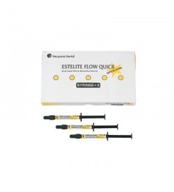 ESTELITE FLOW QUICK 3 syringe kit